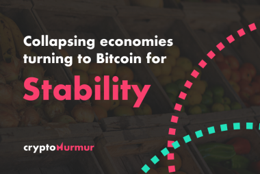 Collapsing economies turning to Bitcoin for Stability