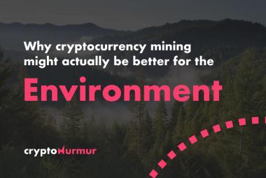 Crypto mining environment