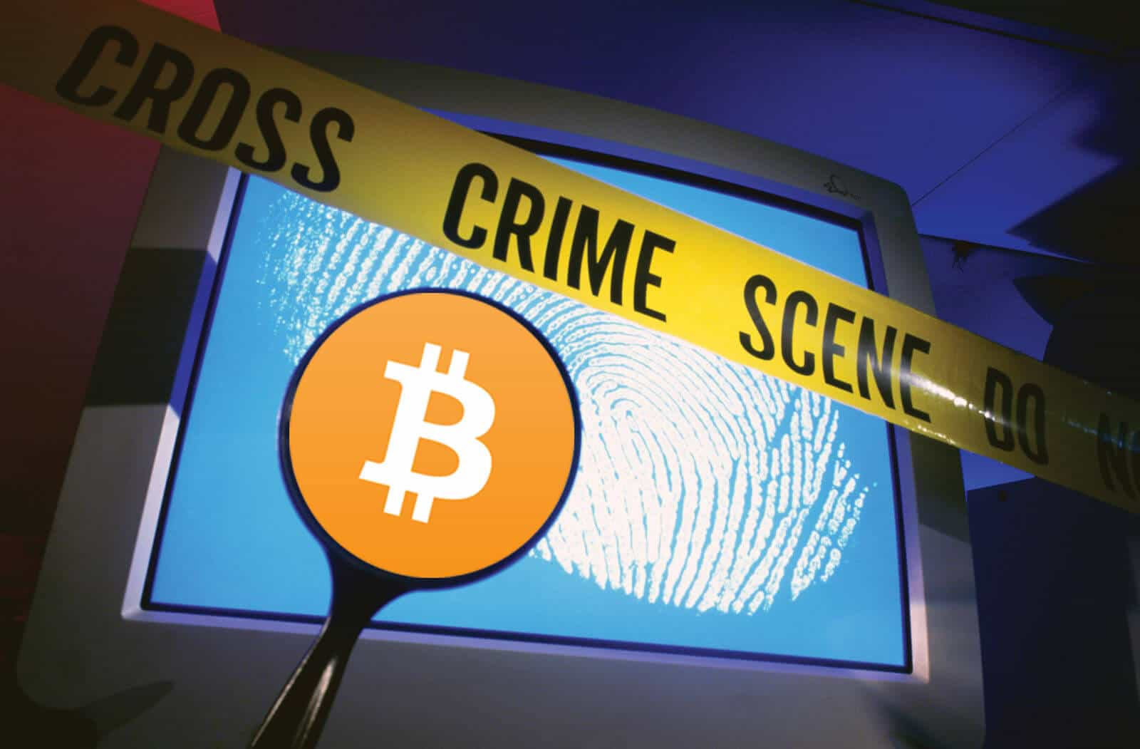 Is crypto linked to crime?