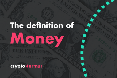 The definition of money