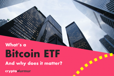 What's a Bitcoin ETF?