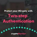 2 step authentication crypto