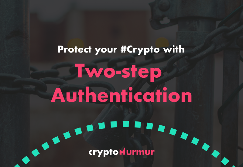 2 step authentication crypto