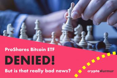 Proshares ETF Denied