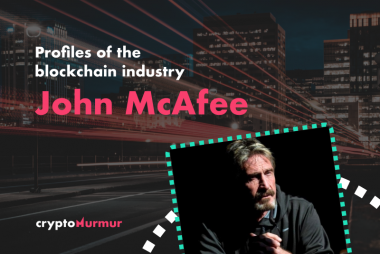 John McAfee and the crypto world