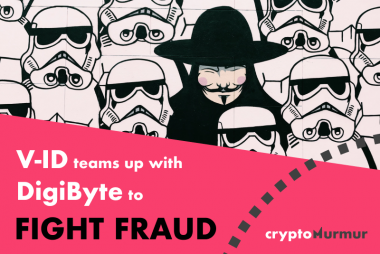 V-ID And DigiByte fight fraud together