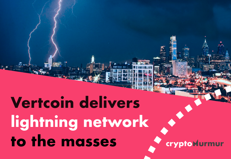Vertcoin Lightning network