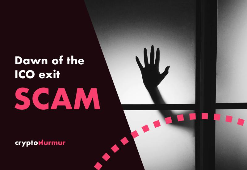 ICO Exit Scam